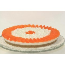 Pies, candies and cupcakes Mandarine, Soap pie made by Autour du Bain