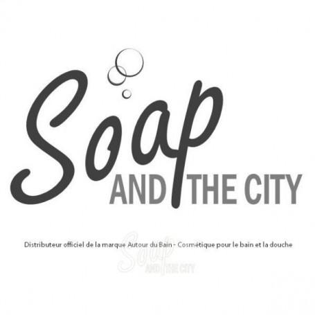 Sels de bain et huiles Sel de bain, Rose du Maroc de Autour du Bain