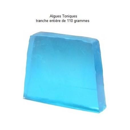 Handgesneden zepen Savon Algues Toniques de Autour du Bain