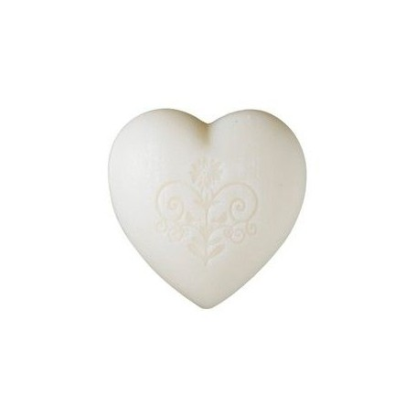 Savon coeur Boule de Neige from Ambiance des Alpes in Paris @ Soap and the City, soaps, candles, incens, perfumes and teddies
