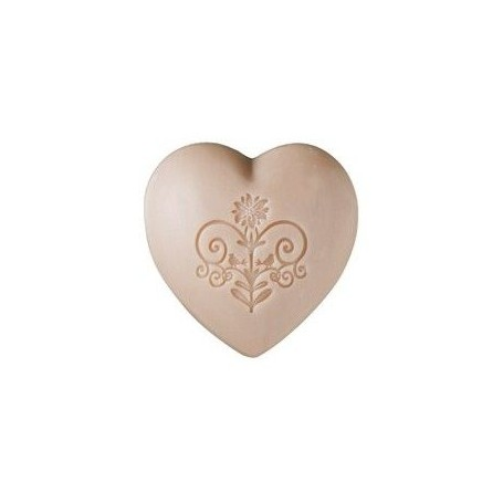 Savon coeur Givre from Ambiance des Alpes in Paris @ Soap and the City, soaps, candles, incens, perfumes and teddies