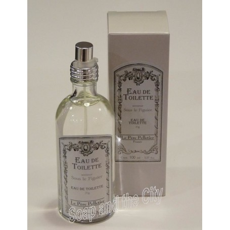 Eau de toilette, Sous le Figuier from Le Père Pelletier in Paris
