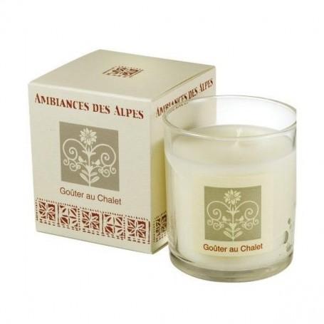 Bougies parfumées Bougie parfumée, Goûter au chalet made by Ambiance des Alpes
