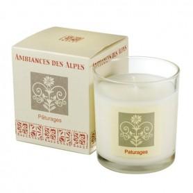 Bougies parfumées Bougie parfumée, Pâturages made by Ambiance des Alpes