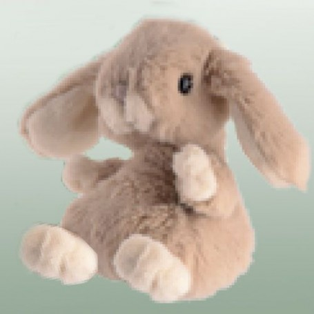 Peluche lapin, Kanini taupe