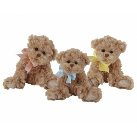 Peluche chien, Honey Brothers