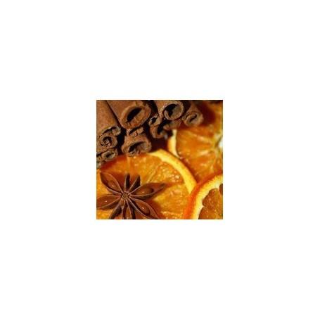 Bougies parfumées Bougie parfumée 40h, Cannelle Orange de Ambiance des Alpes
