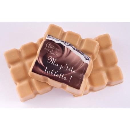 Body creams and scrubs Ma petit tablette, barre de massage made by Autour du Bain