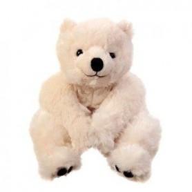 Peluches et doudous Peluche ours polaire, St. Antonio - 65cm de Bukowski