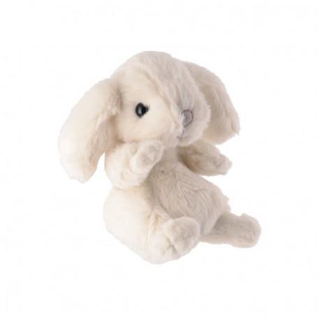Peluche lapin, Kanini blanc
