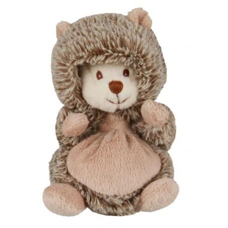 Peluches et doudous Peluche ours déguisé en hérisson de Bukowski