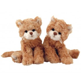 Peluches et doudous Peluche Chat, Loke the Kitty made by Bukowski