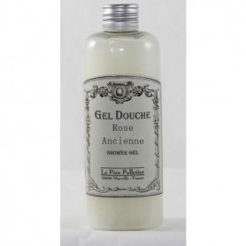 Hand wash and gels Gel douche, Rose Ancienne made by Le Père Pelletier