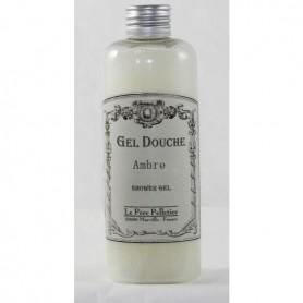 Hand wash and gels Gel douche, Ambre made by Le Père Pelletier