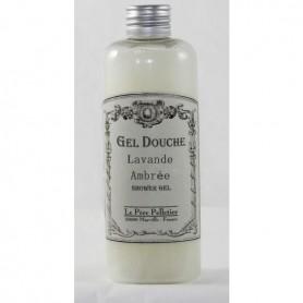 Hand wash and gels Gel douche, Lavande Ambrée made by Le Père Pelletier