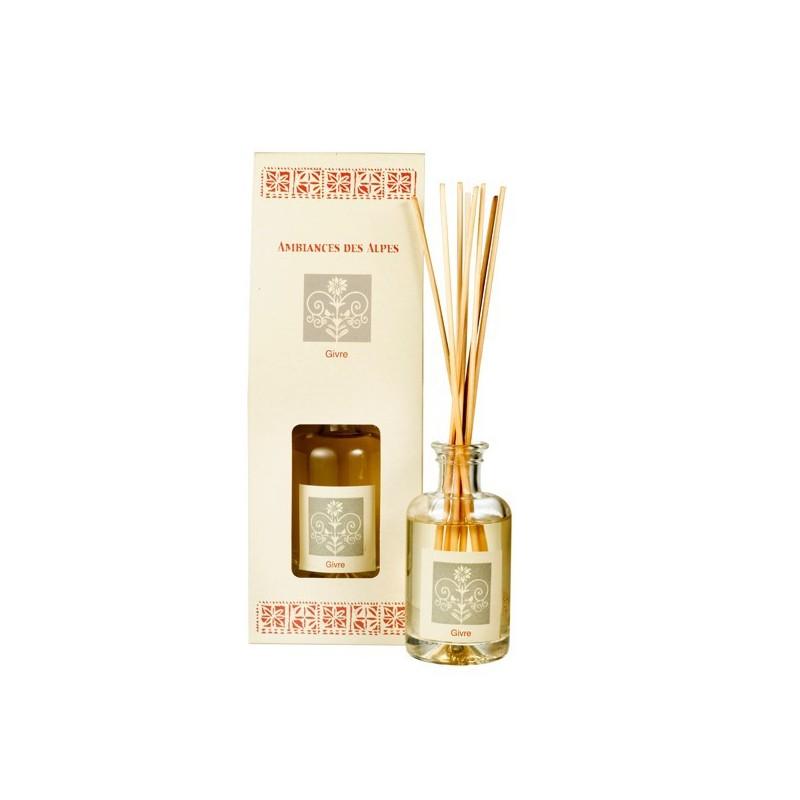Bouquet parfumé, Givre