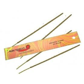 Encens - Aroma thérapie Encens Géranium (joie du soleil) de Auroshikha