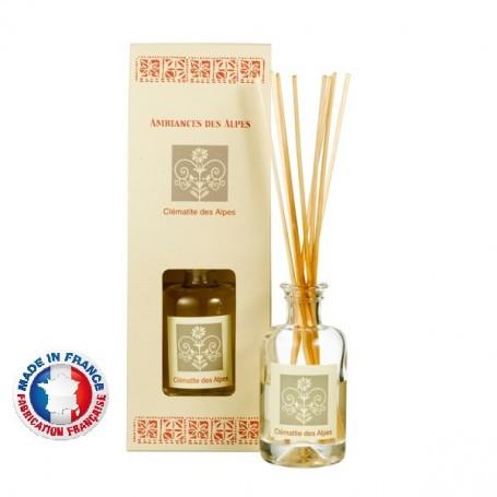 Bouquet parfumé, Clématite des Alpes van Ambiance des Alpes in Parijs bij Soap and the City, zepen, parfums, wierook, kaarzen...