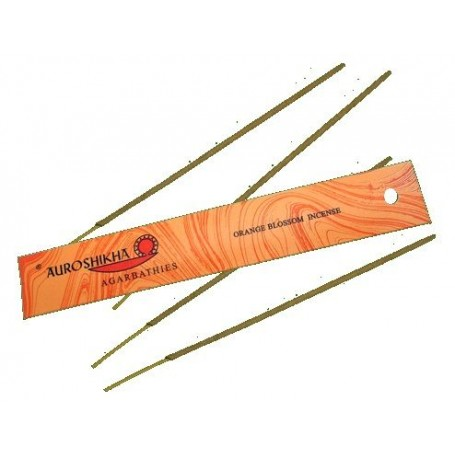 Incense Incense - Orange blossom made by Auroshikha