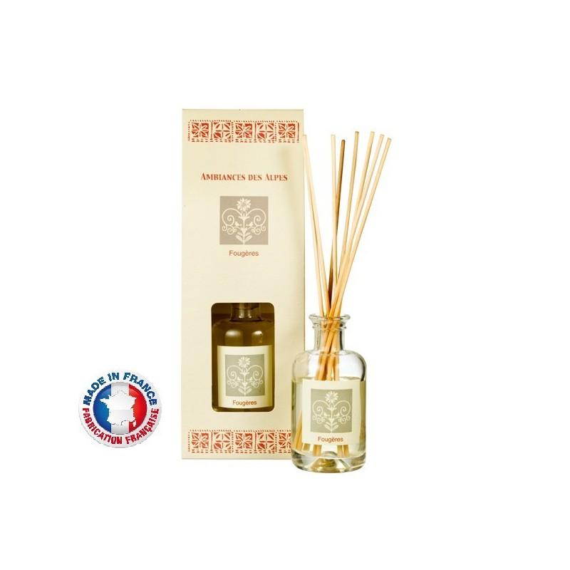 Bouquet parfumé, Fougères