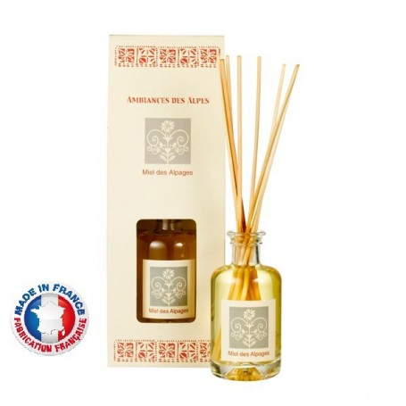 Bouquet parfumé, Miel des Alpages from Ambiance des Alpes in Paris @ Soap and the City, soaps, candles, incens, perfumes and ...