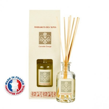 Bouquet parmfumé, Cannelle Orange from Ambiance des Alpes in Paris @ Soap and the City, soaps, candles, incens, perfumes and ...