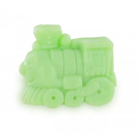 XXL Savon train, carton de 400 pièces van Savons et Bougies in Parijs bij Soap and the City, zepen, parfums, wierook, kaarzen...
