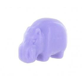 Savons fantaisies en grandes quantités Savons hippo, carton de 600 pièces de La Savonnerie de Nyons