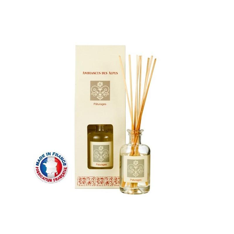 Bouquet parfumé, Pâturages