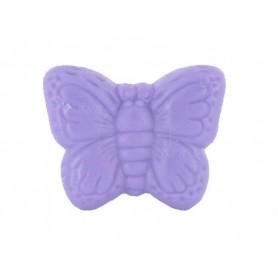 Savons fantaisies en grandes quantités Savons papillon, carton de 650 pièces de La Savonnerie de Nyons