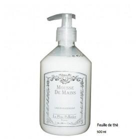 Hand wash and gels Feuille de thé, Liquid handsoap made by Le Père Pelletier