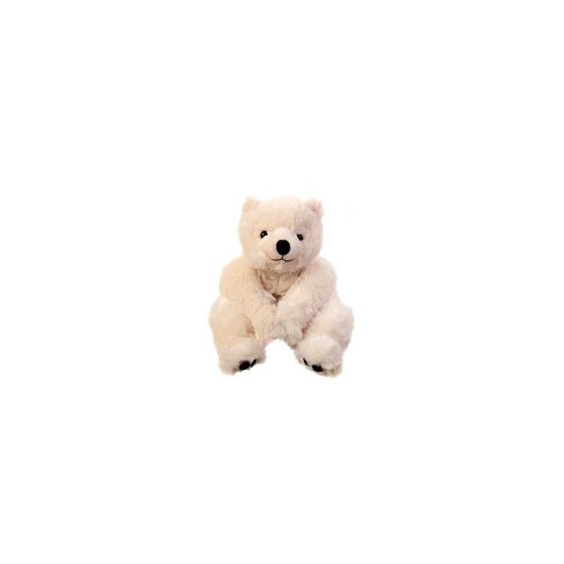 Peluche ours polaire, Baby Antonio - 40cm
