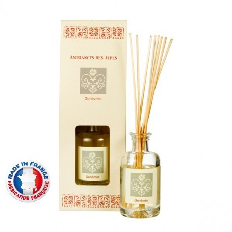 Bouquet parfumé, Genévrier from Ambiance des Alpes in Paris @ Soap and the City, soaps, candles, incens, perfumes and teddies