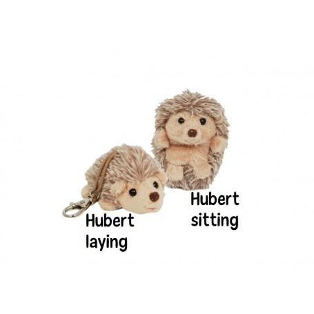 Peluche porte clé, Hubert Laying
