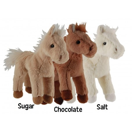 Peluche Poney, Marron from Bukowski in Paris @ Soap and the City, soaps, candles, incens, perfumes and teddies