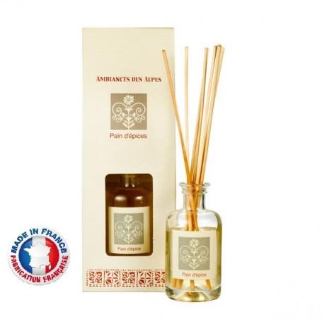 Bouquet parfumé, Pain d'épices Ambiance des Alpes a Paris
