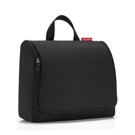 TOILET BAGS Trousse toilette XL, black made by Reisenthel