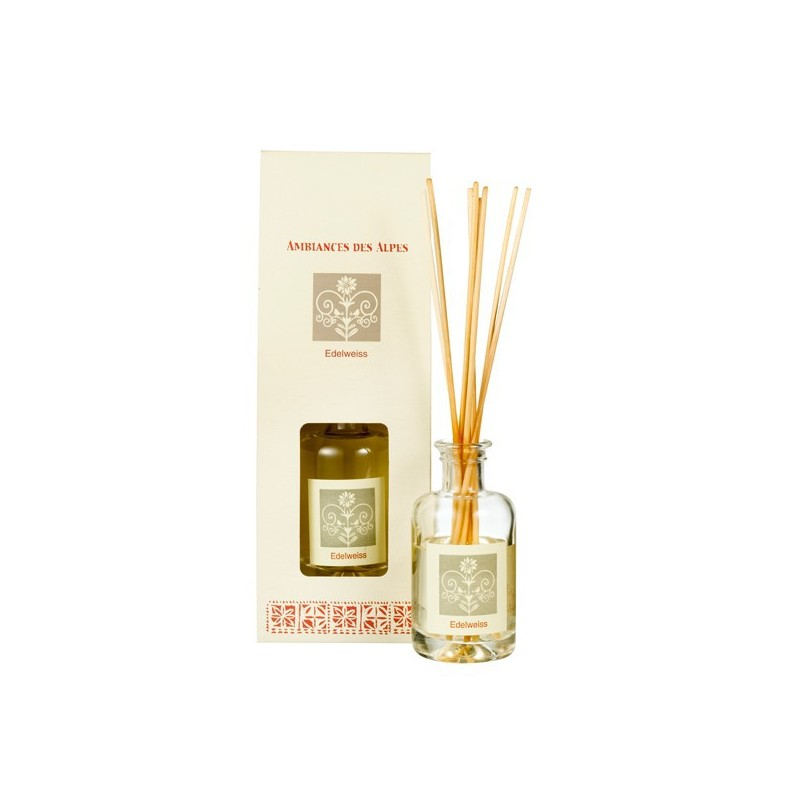 Bouquet parfumé, Edelweiss