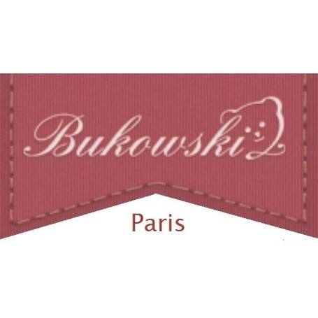Peluches et doudous Peluche Buldog Gentleman de Bukowski