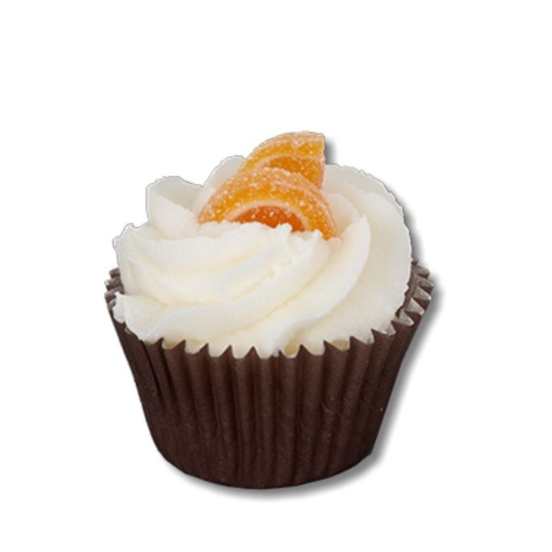 Mini cupcake, Orange Cannelle