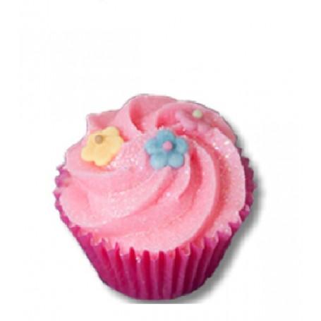 Cupcakes pour le bain Mini cupcake, Cassis Capucine de Autour du Bain
