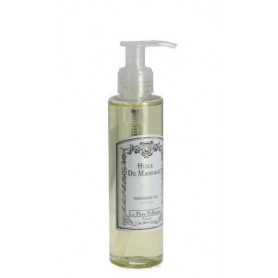 Body creams and scrubs Huile de massage, Relaxante made by Le Père Pelletier