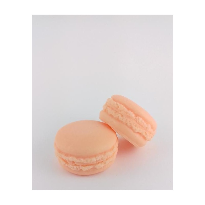 Macaron savon, Mandarine