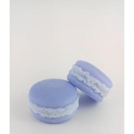 Cupcakes et pati'savon Macaron savon, Violette de Autour du Bain