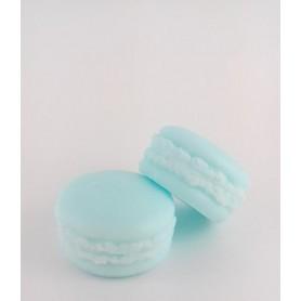 Cupcakes et pati'savon Macaron savon, Menthe Poivrée de Autour du Bain