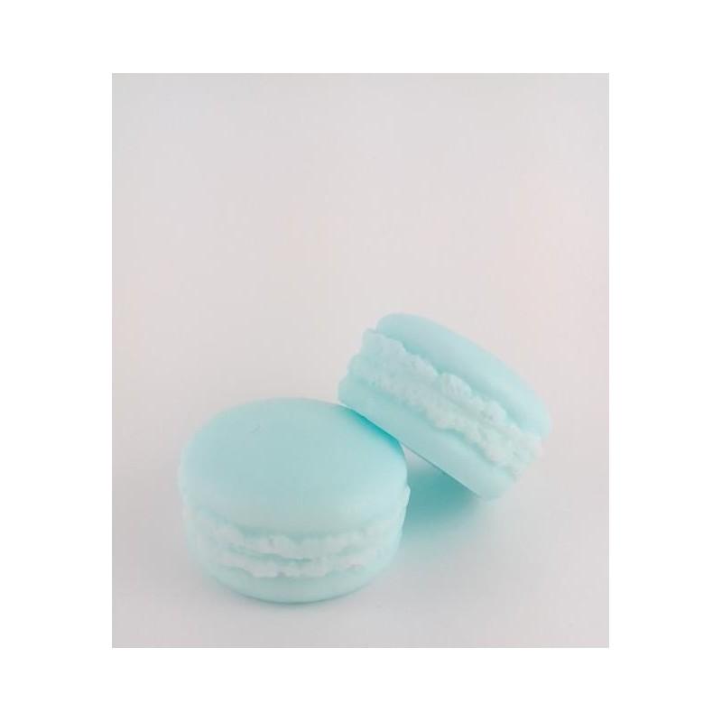 Macaron savon, Menthe Poivrée
