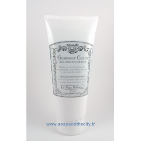 Body creams and scrubs Gommage Corps au sel, 200ml made by Le Père Pelletier