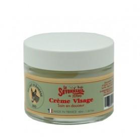 Body creams and scrubs Crème visage BIO au lait d'ânesse made by La Savonnerie de Nyons