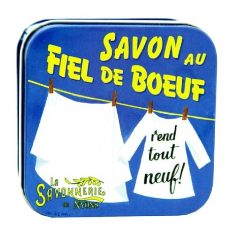 Savon détachant au fiel de boeuf from La Savonnerie de Nyons in Paris