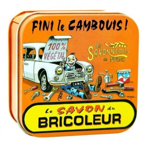 Savon du bricoleur La Savonnerie de Nyons a Paris